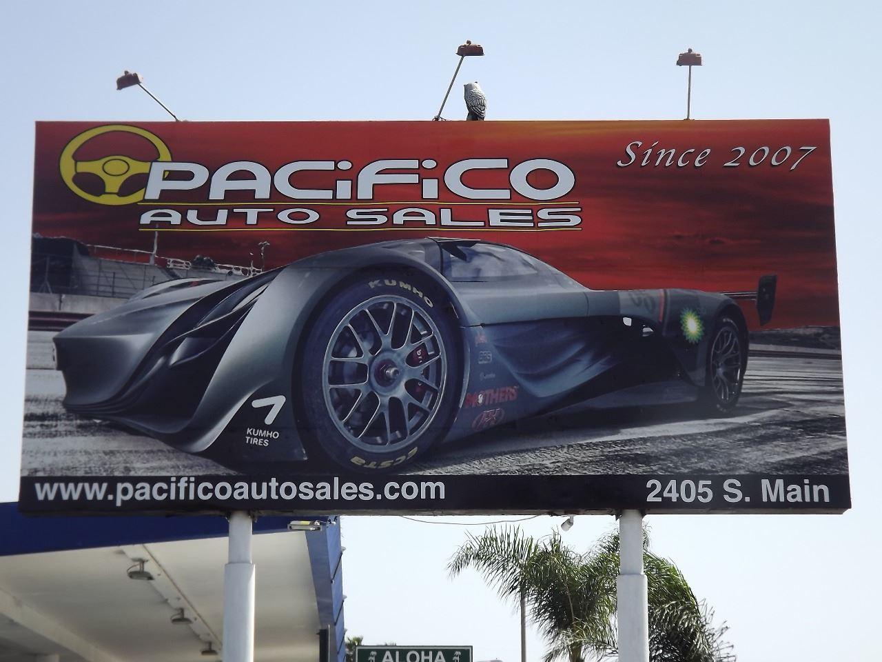 PACIFICO AUTO SALES