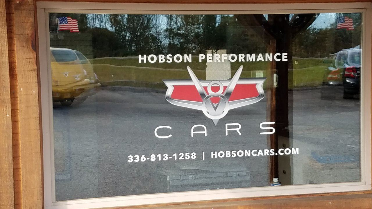 Hobson Performance Cars