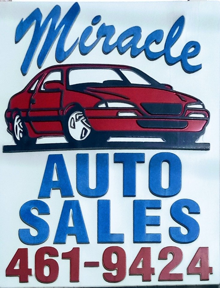 MIRACLE AUTO SALES