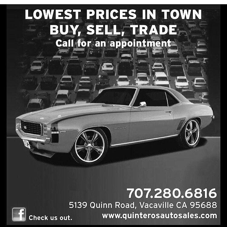 Quintero's Auto Sales