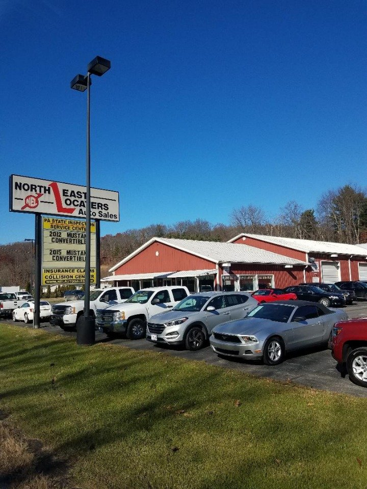 North East Locaters Auto Sales