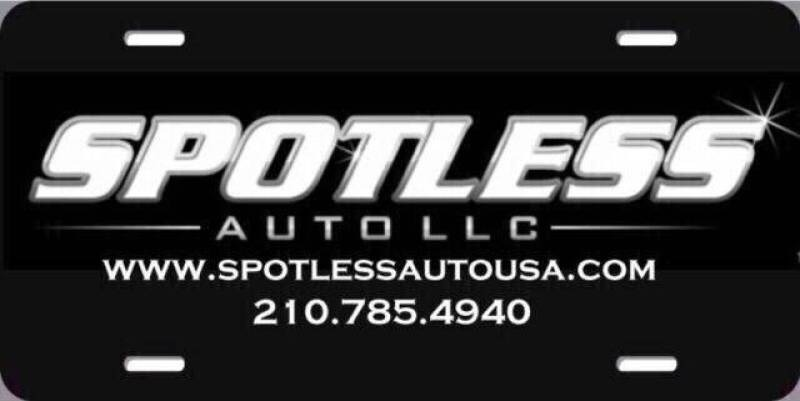 SPOTLESS AUTO LLC