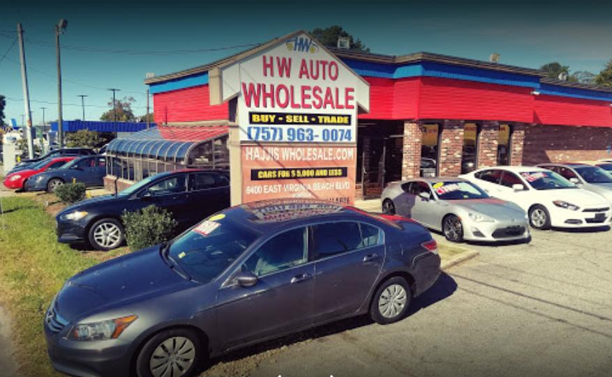 HW Auto Wholesale