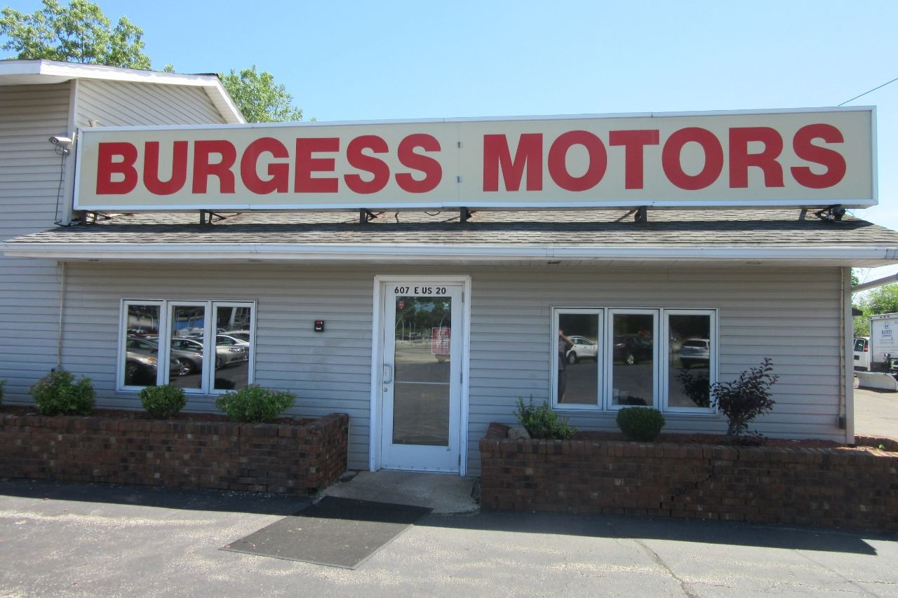 Burgess Motors Inc
