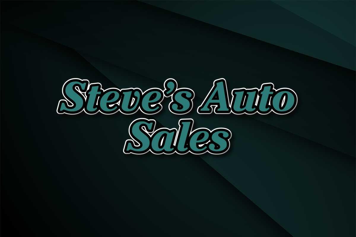 STEVE'S AUTO SALES INC