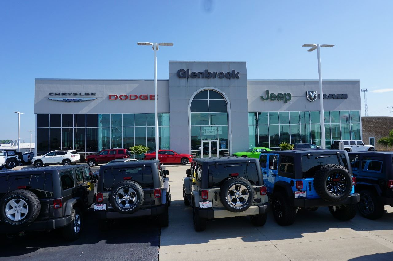 Glenbrook Dodge Chrysler Jeep Ram and Fiat