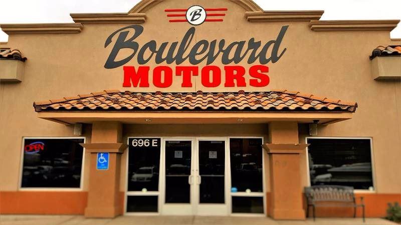 Boulevard Motors