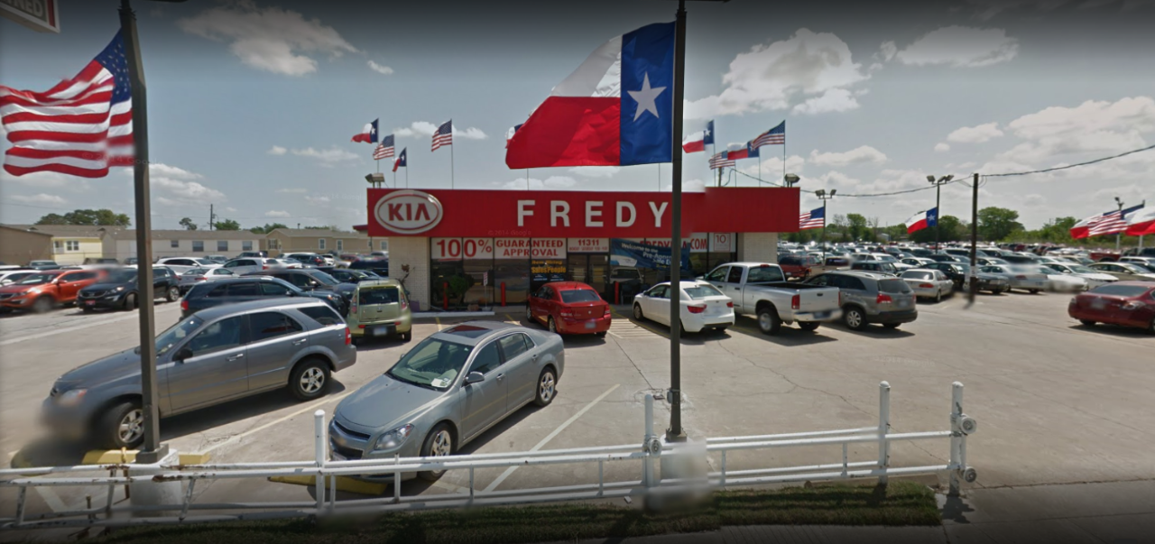 FREDY USED CAR SALES