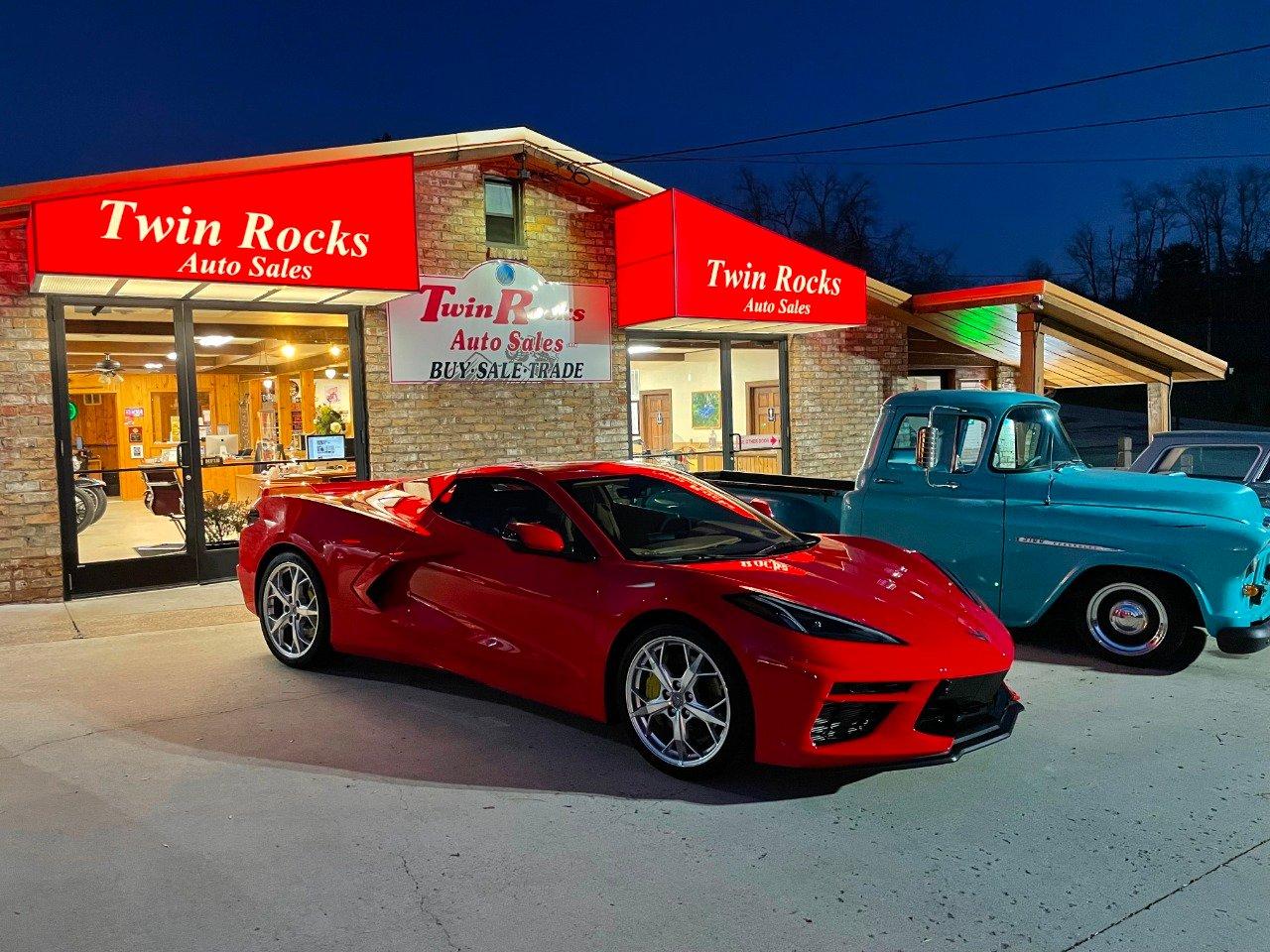 Twin Rocks Auto Sales LLC