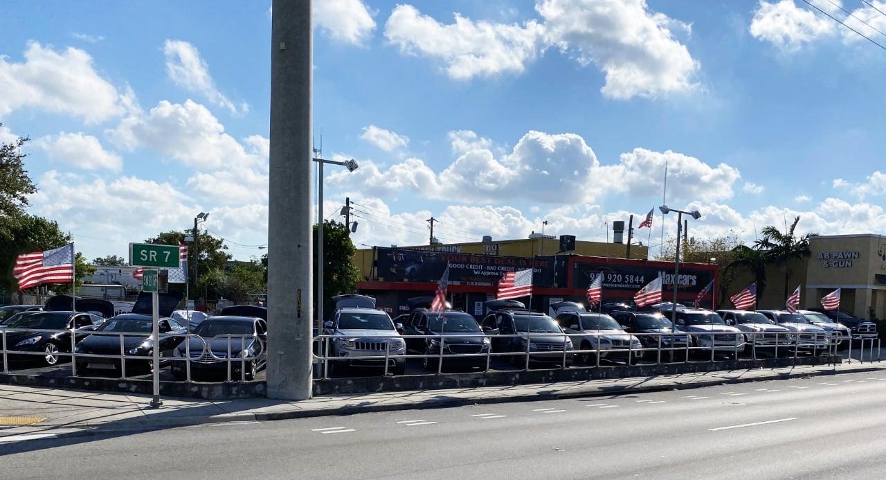 Maxicars Auto Sales