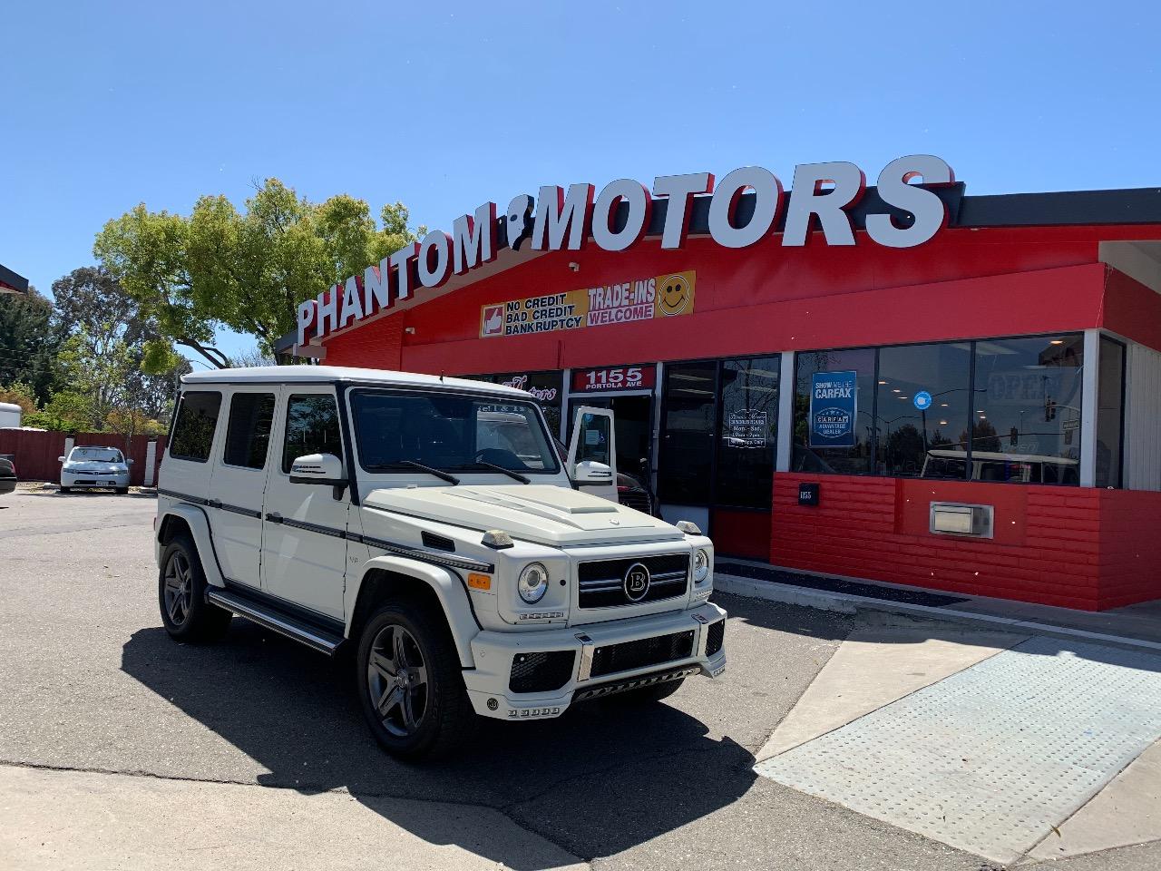 Phantom Motors