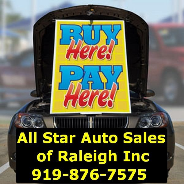 All Star Auto Sales of Raleigh Inc.