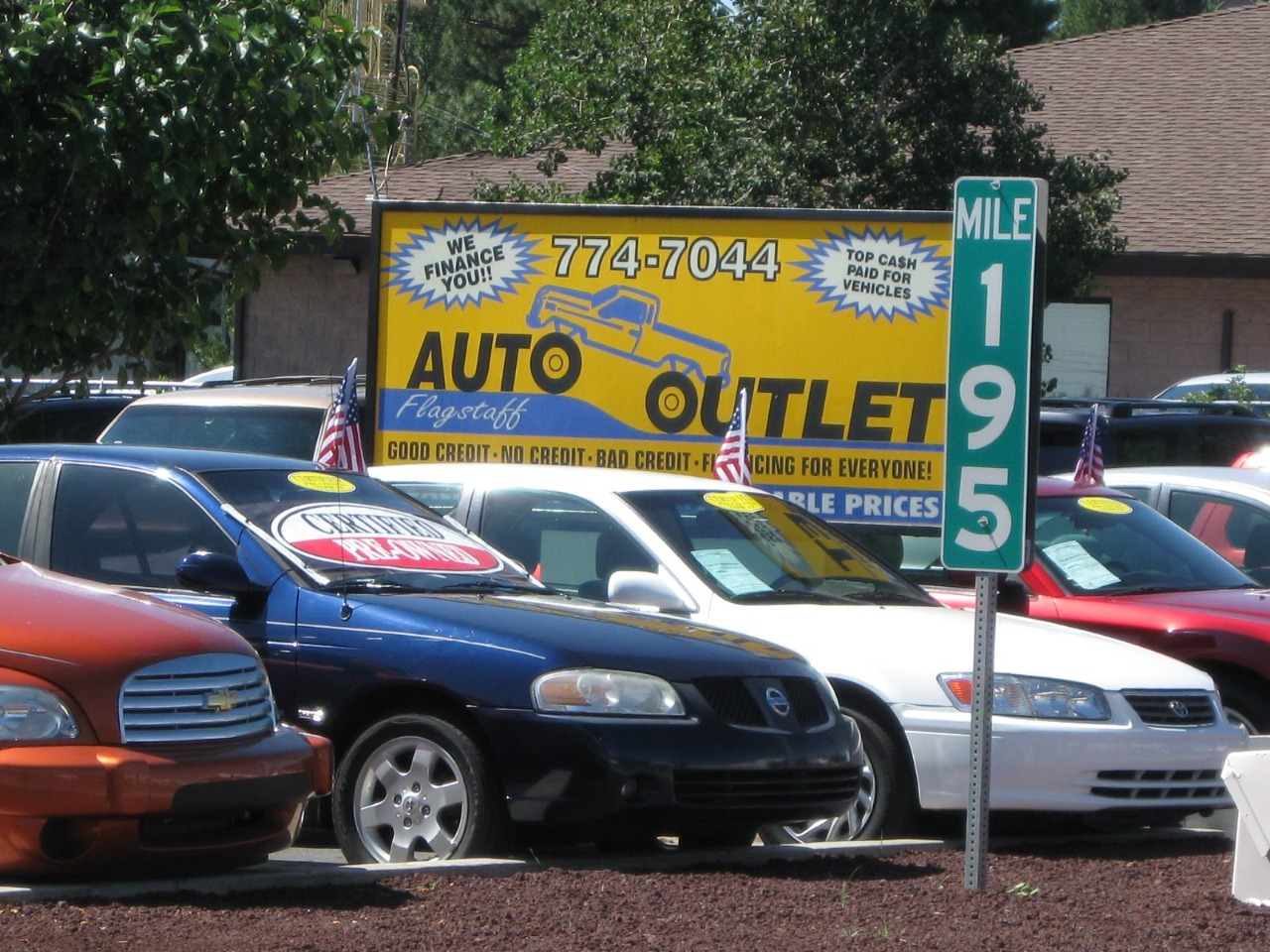 Flagstaff Auto Outlet