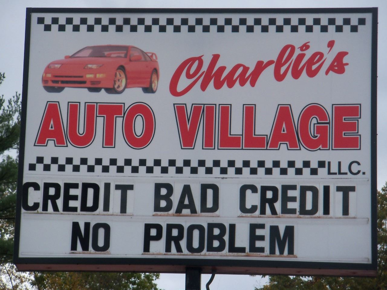 Charlies Auto Village