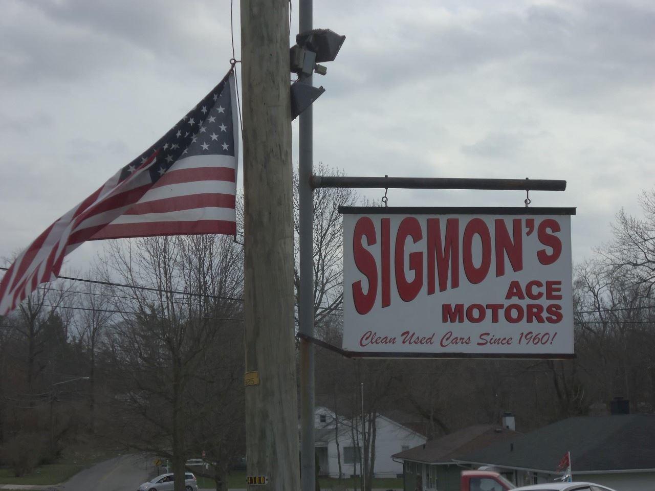 Sigmon's Ace Motors