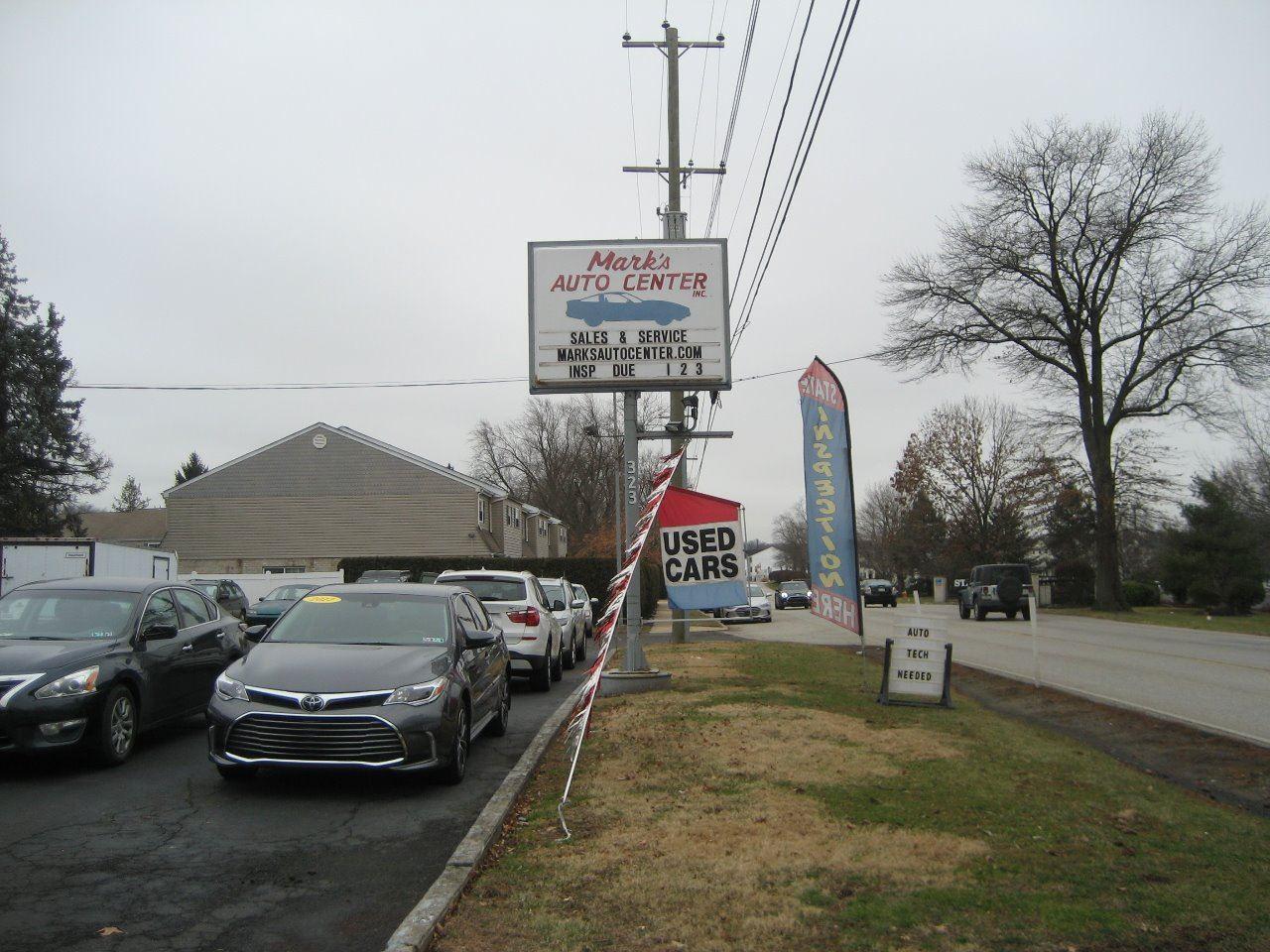 Marks Auto Center Inc
