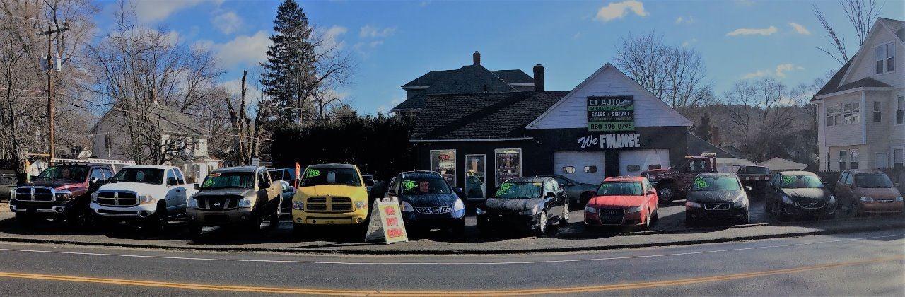 Connecticut Auto Wholesalers