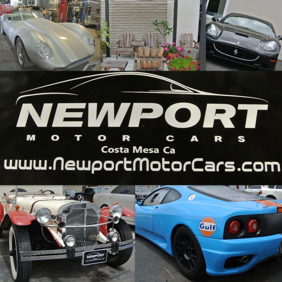 Newport Motor Cars llc