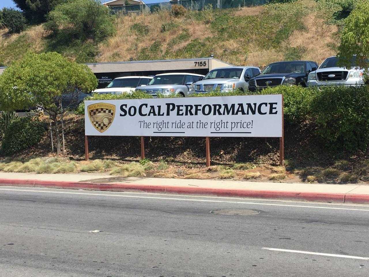 So Cal Performance