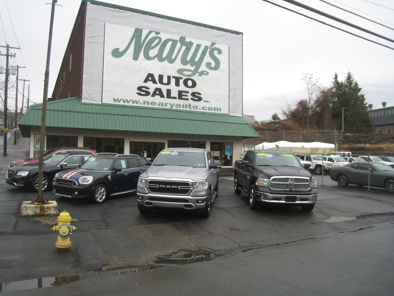 Neary's Auto Sales & Svc Inc
