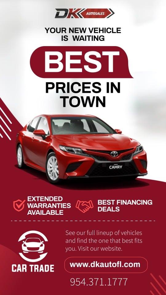 DK Auto Sales