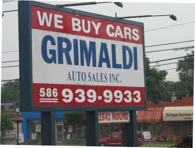 Grimaldi Auto Sales Inc