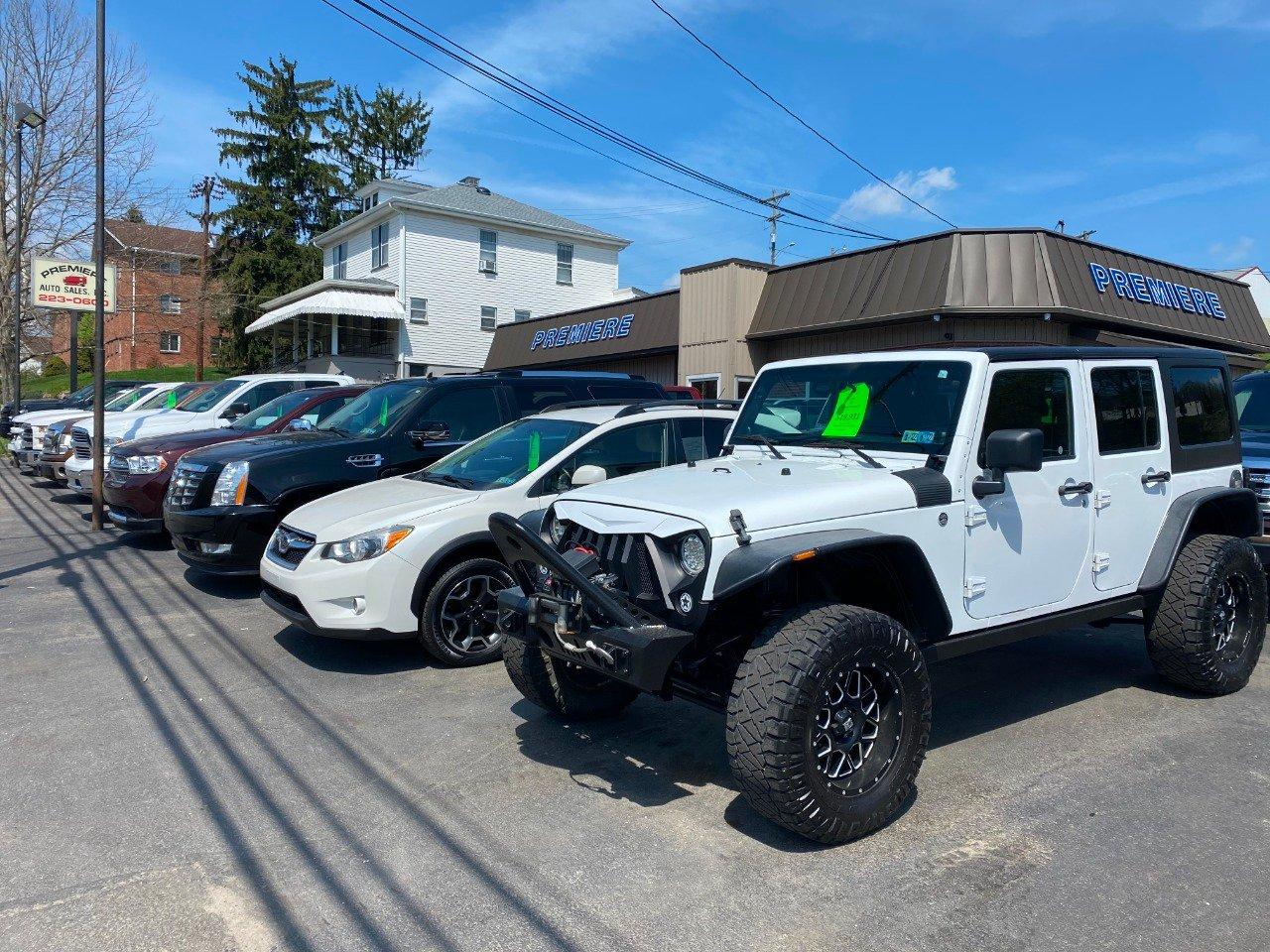 Premiere Auto Sales
