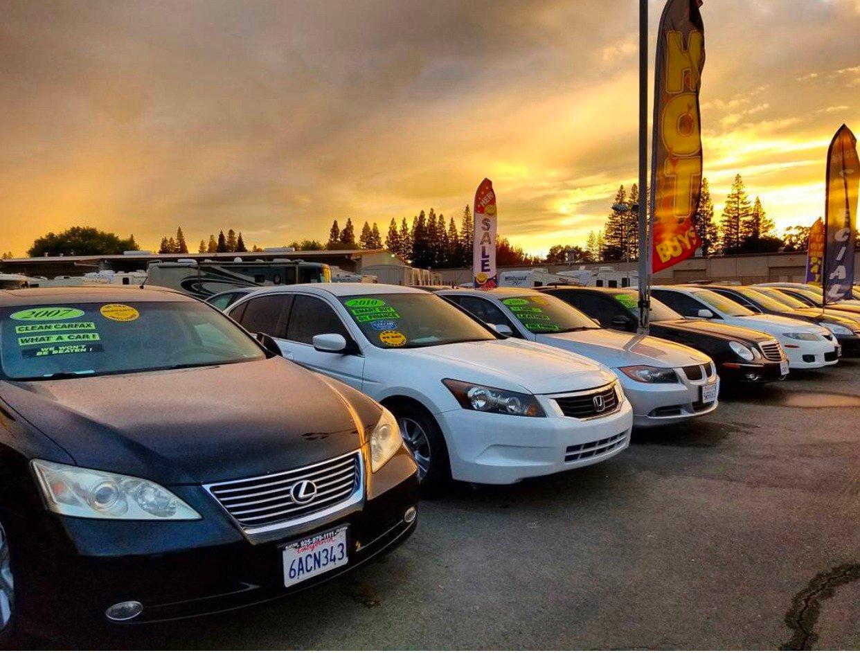 Black Diamond Auto Sales Inc.