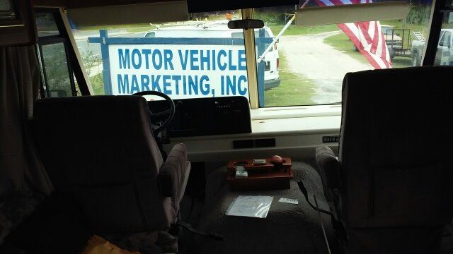 MOTOR VEHICLE MARKETING INC