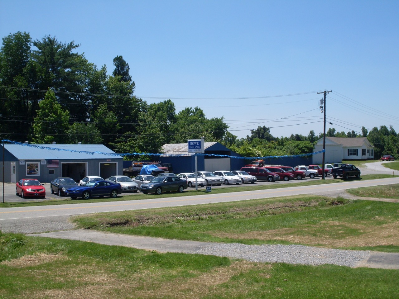 Rowe Used Cars