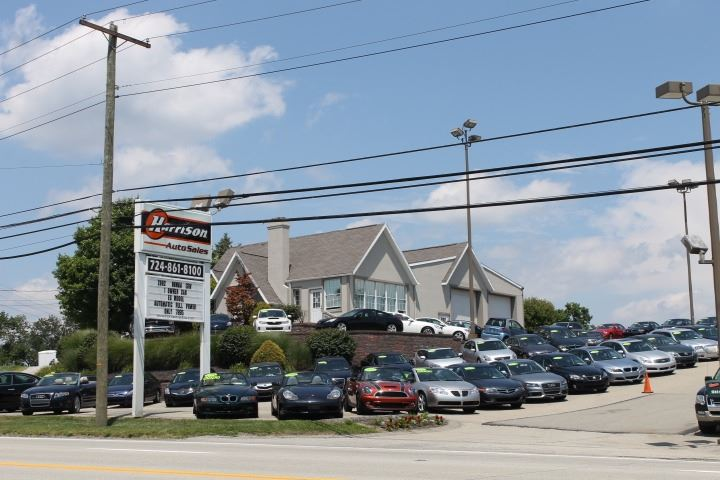 Harrison Auto Sales