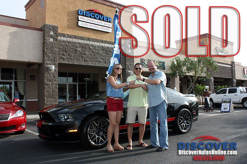Discover Pre-Owned Auto Sales