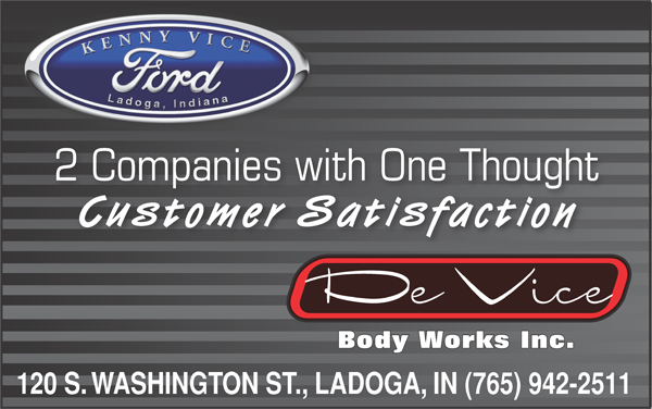 Kenny Vice Ford Sales Inc