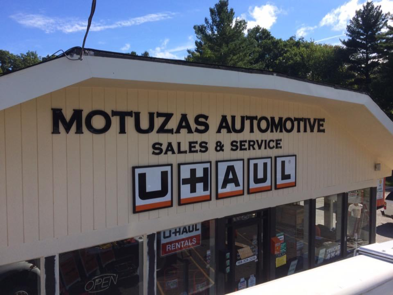 Motuzas Automotive Inc.