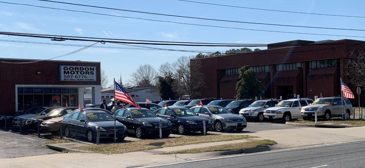 Gordon Motor Auto Sales Inc.