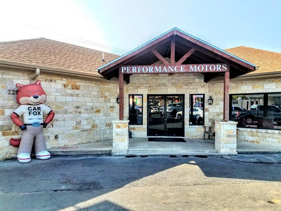 Performance Motors Killeen Second Chance