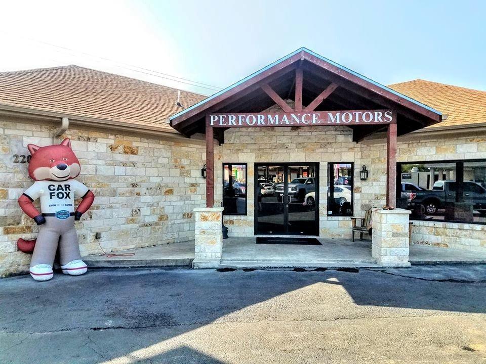Performance Motors Killeen Second Chance