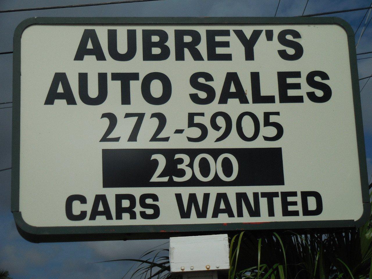 Aubrey's Auto Sales