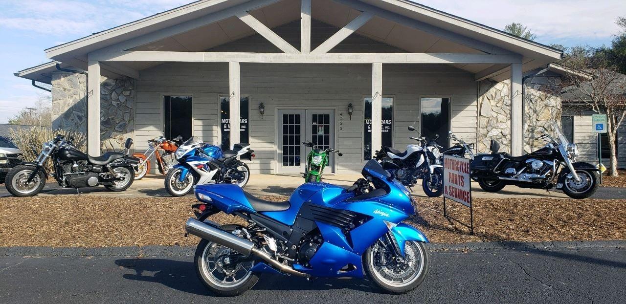 Blue Ridge Riders