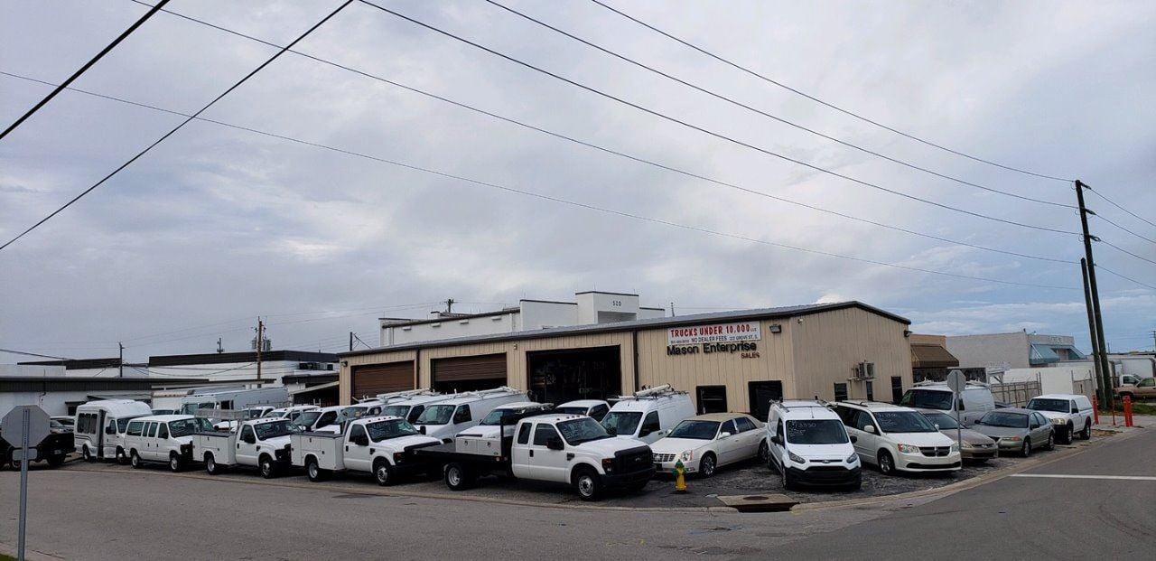 Mason Enterprise Sales