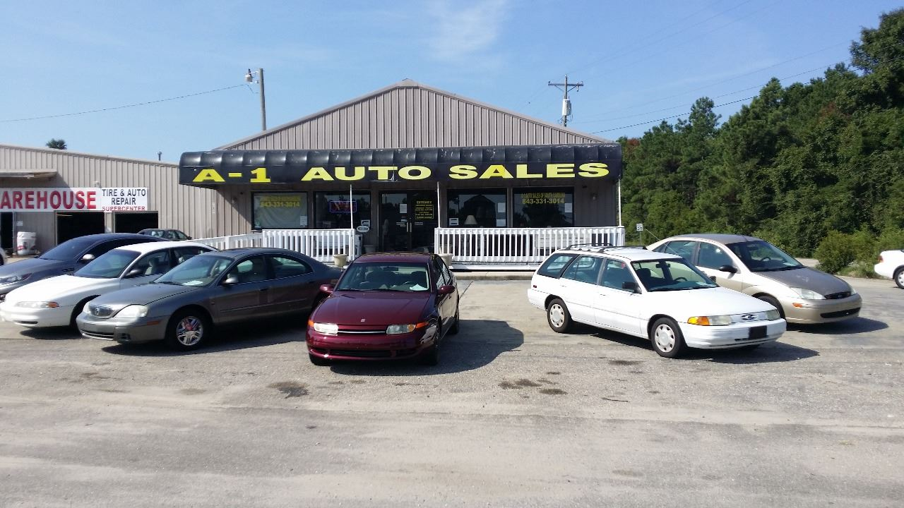 A-1 Auto Sales Of South Carolina