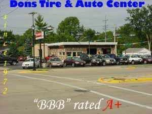 Dons Tire & Auto