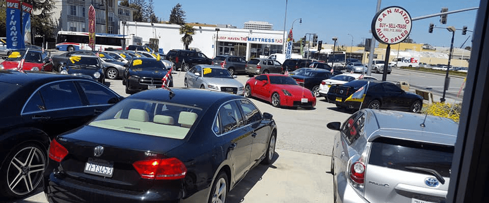 San Mateo Auto Sales
