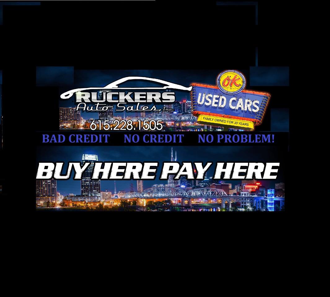 Rucker's Auto Sales Inc.