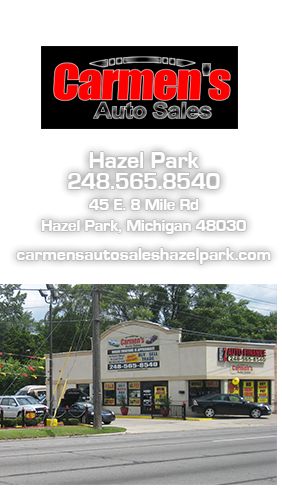 Carmen's Auto Sales