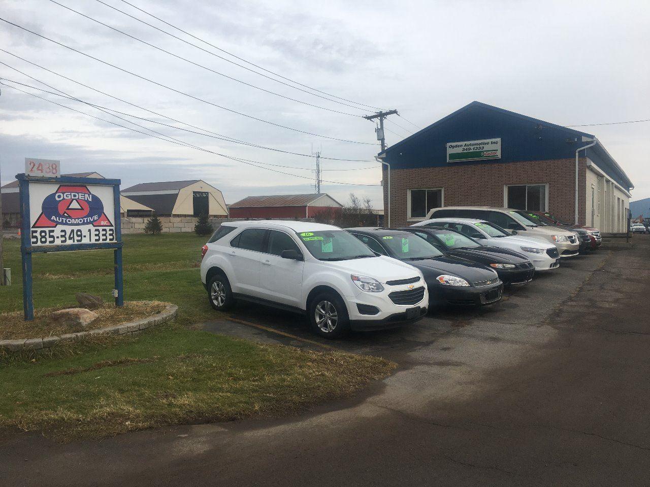 Ogden Auto Sales LLC