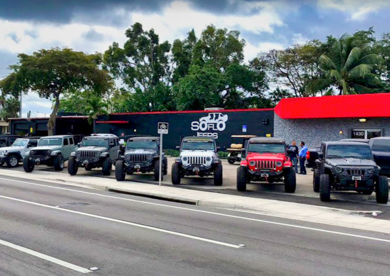 South Florida Jeeps