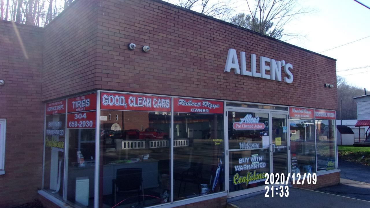 Allen's Pre-Owned Autos