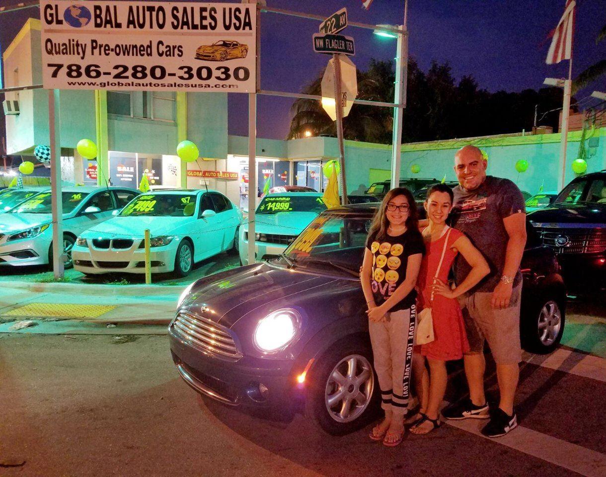Global Auto Sales USA