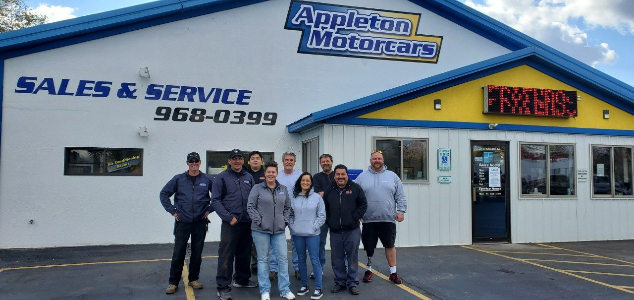 Appleton Motorcars Sales & Svc